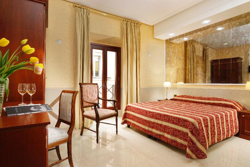 Comfort Hotel Bolivar in Rome, Italy
