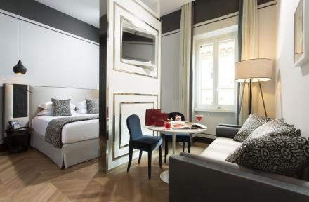 Corso 281 Luxury Suites in Rome, Italy