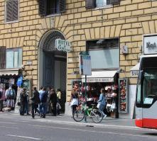 Fiori in Rome, Italy