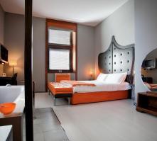 Orange Hotel in Rome, Italy