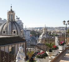 Pace Helvezia in Rome, Italy