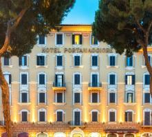 Portamaggiore in Rome, Italy