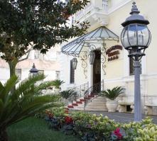 Villa Pinciana in Rome, Italy