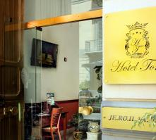 Tonic Hotel in Palermo, Sicily, Italy