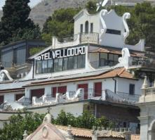 Vello D Oro Hotel in Taormina, Sicily, Italy