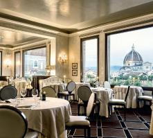 Grand Hotel Baglioni in Florence, Tuscany, Italy