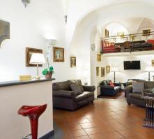 Hotel Unicorno in Florence, Tuscany, Italy