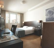 Hotel Delfino in Mestre, Venetian Riviera, Italy