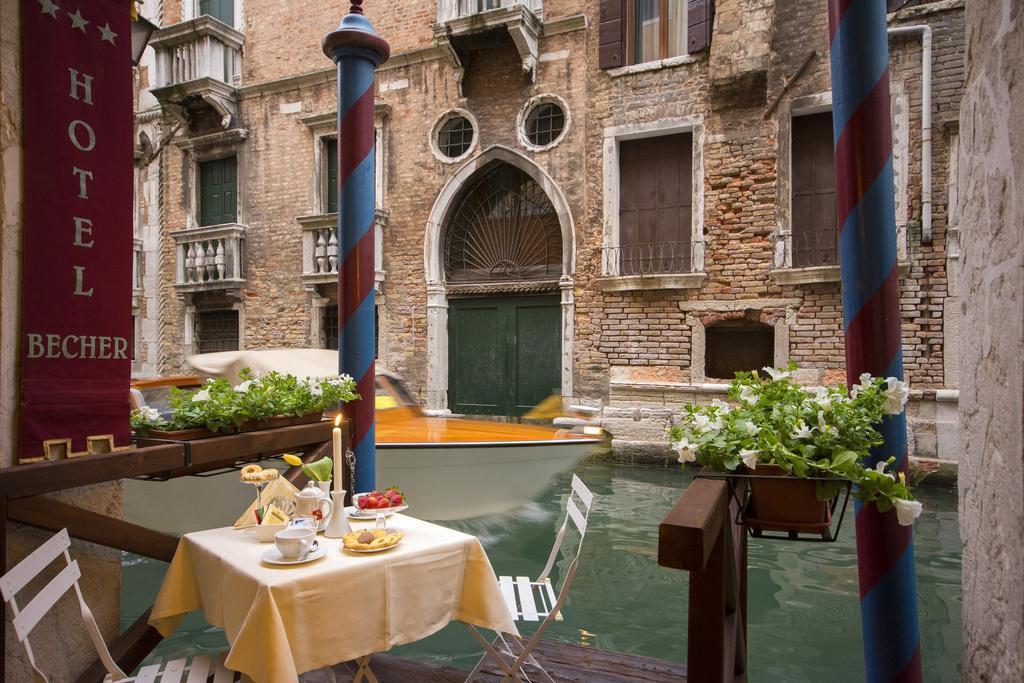 Hotel Becher Venice Italy