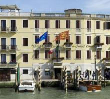 Carlton & Grand Canal in Venice, Venetian Riviera, Italy