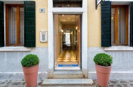 Hotel Conterie in Venice, Venetian Riviera, Italy