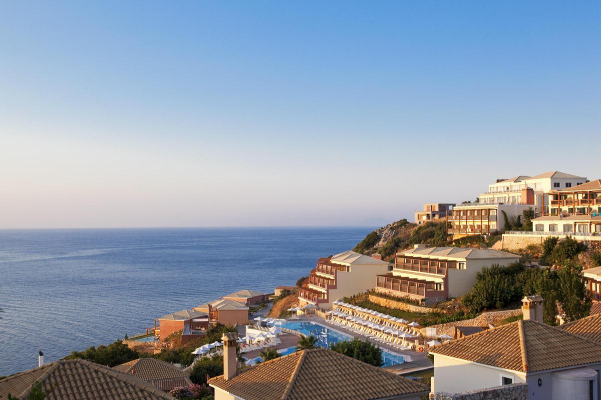 Apostolata Resort & Spa in Skala, Kefalonia, Greek Islands