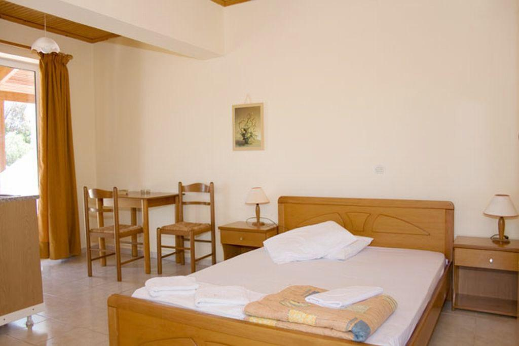 Pythos Studios and Apartments in Svoronata, Kefalonia, Greek Islands