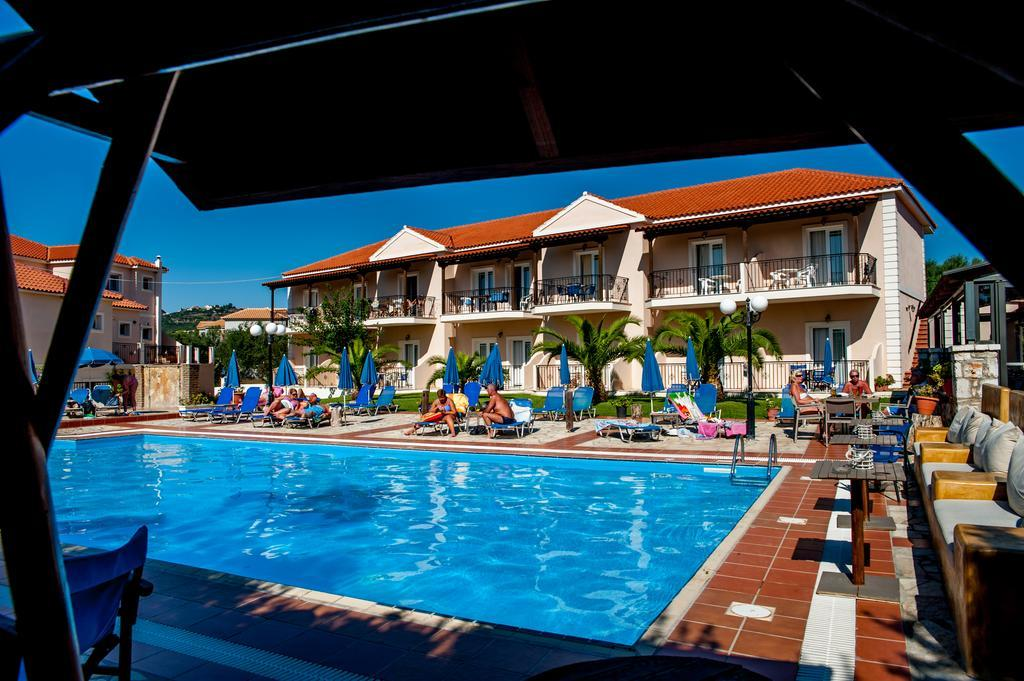 Sotiris Apartments in Svoronata, Kefalonia, Greek Islands