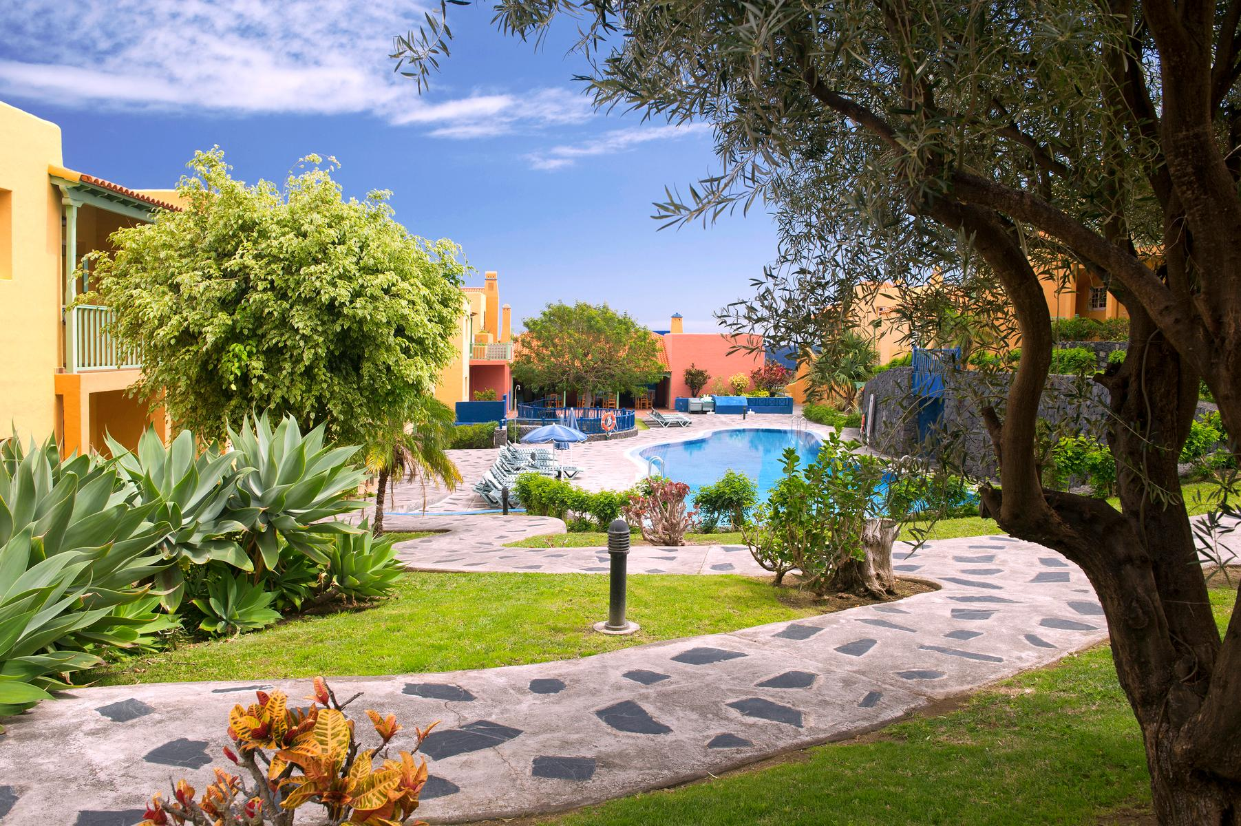 La Caleta Apartments in Los Cancajos, La Palma, Canary Islands