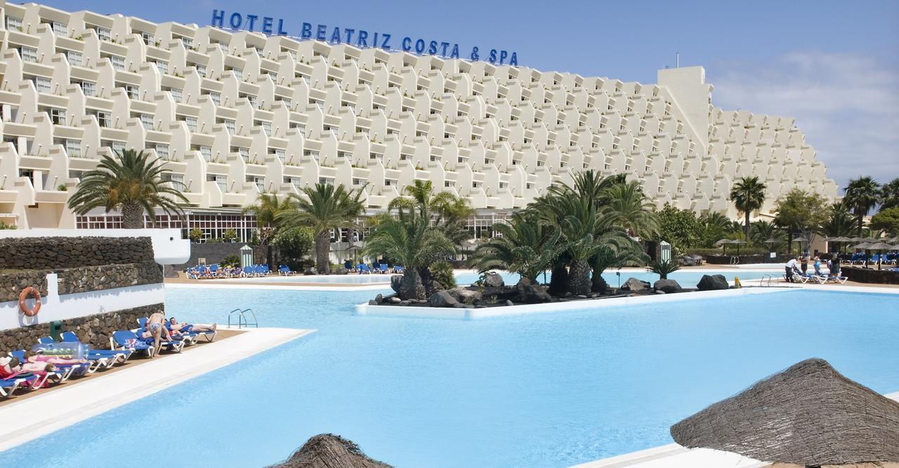 Beatriz Costa Teguise & Spa Hotel in Costa Teguise, Lanzarote, Canary Islands