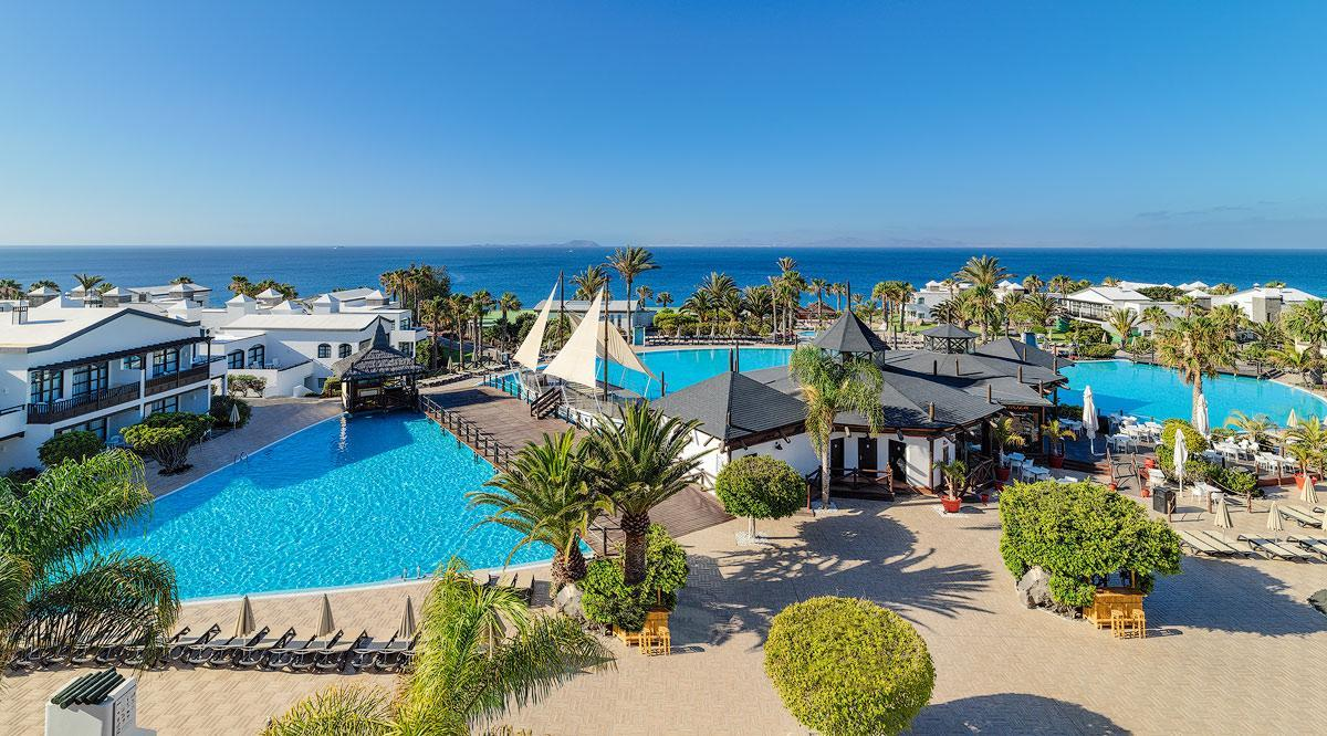 H10 Rubicon Palace Hotel in Playa Blanca, Lanzarote, Canary Islands