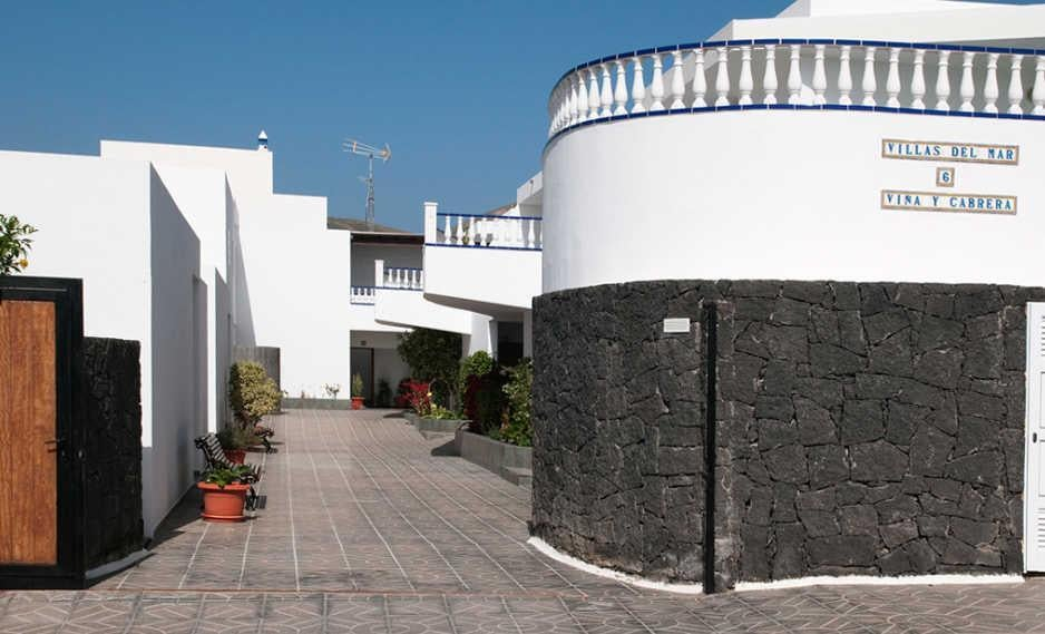 Villas del Mar in Puerto Calero, Lanzarote, Canary Islands