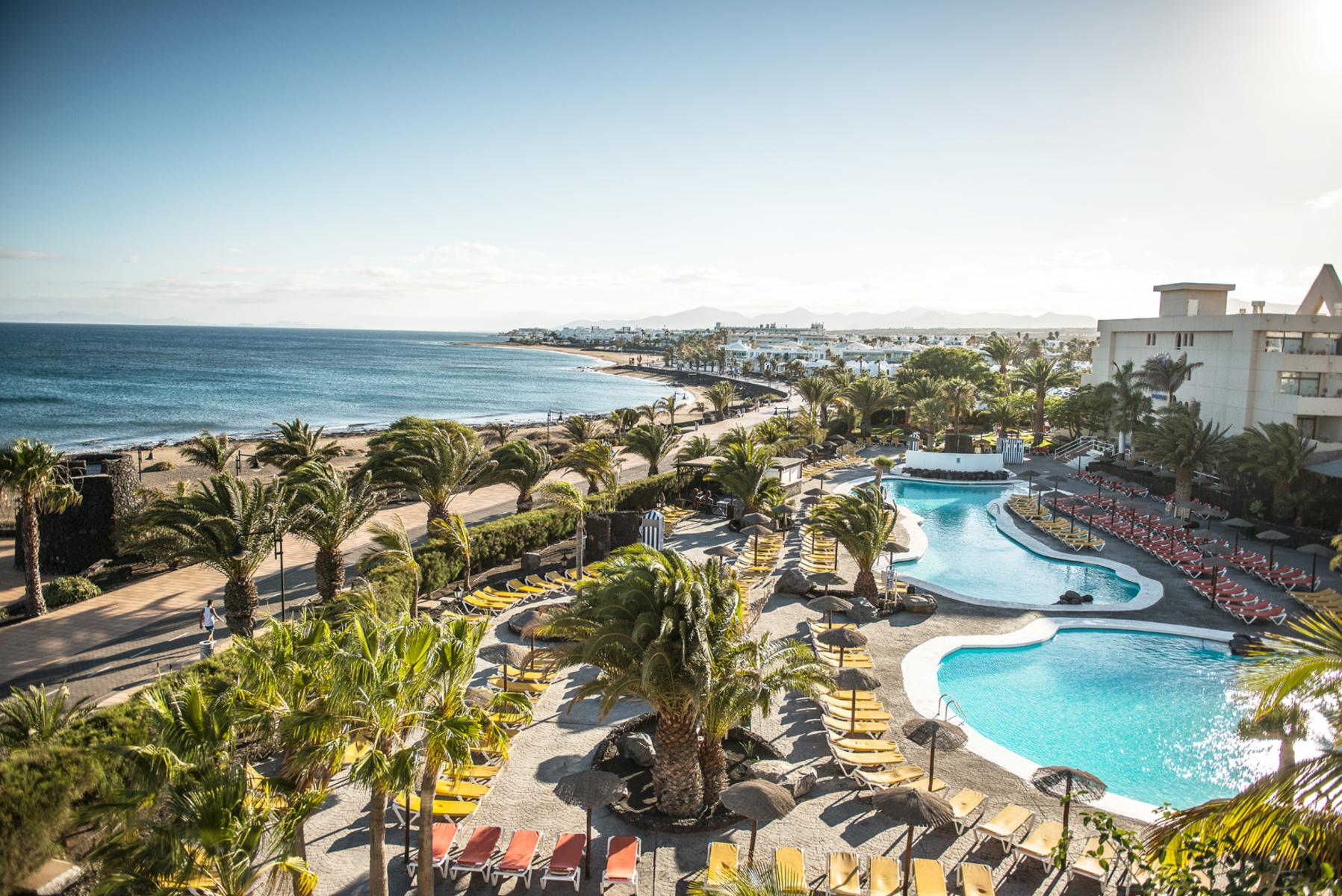 Beatriz Playa & Spa Hotel in Puerto del Carmen, Lanzarote, Canary Islands