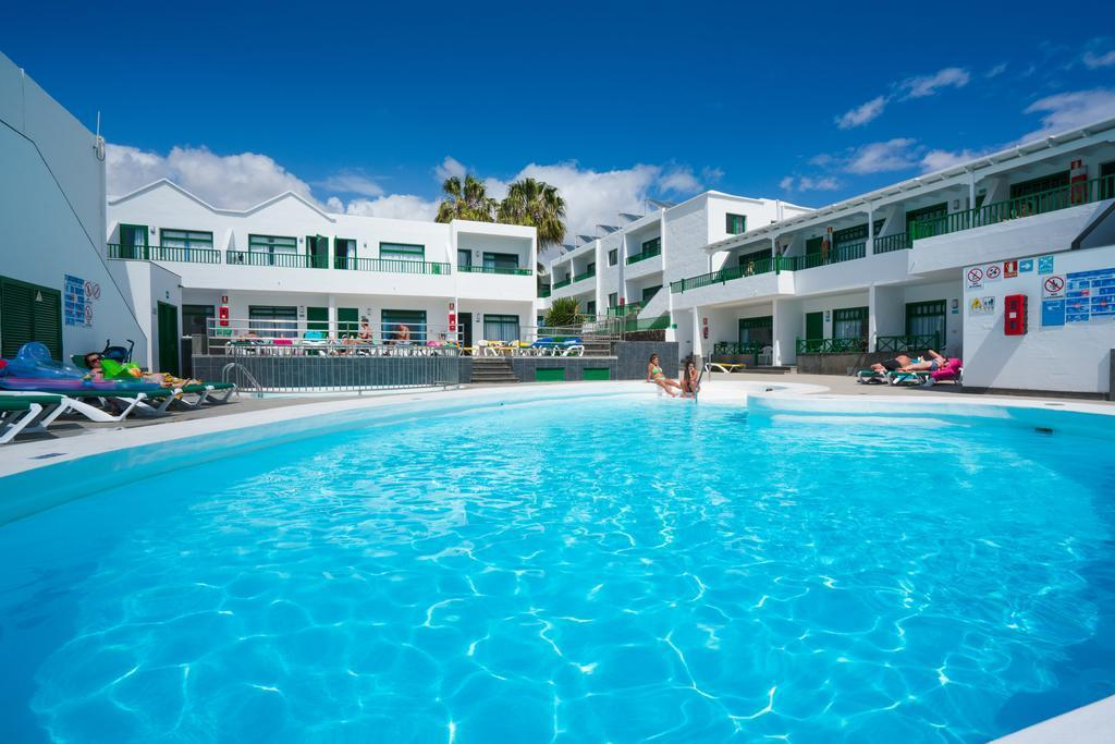 Elena Apartments in Puerto del Carmen, Lanzarote, Canary Islands