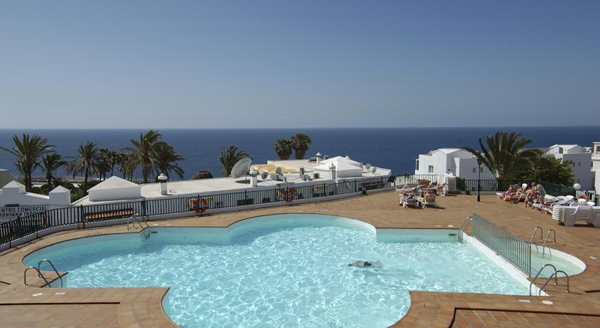 Los Pueblos Apartments in Puerto del Carmen, Lanzarote, Canary Islands