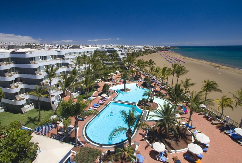Suite Hotel Fariones Playa in Puerto del Carmen, Lanzarote, Canary Islands