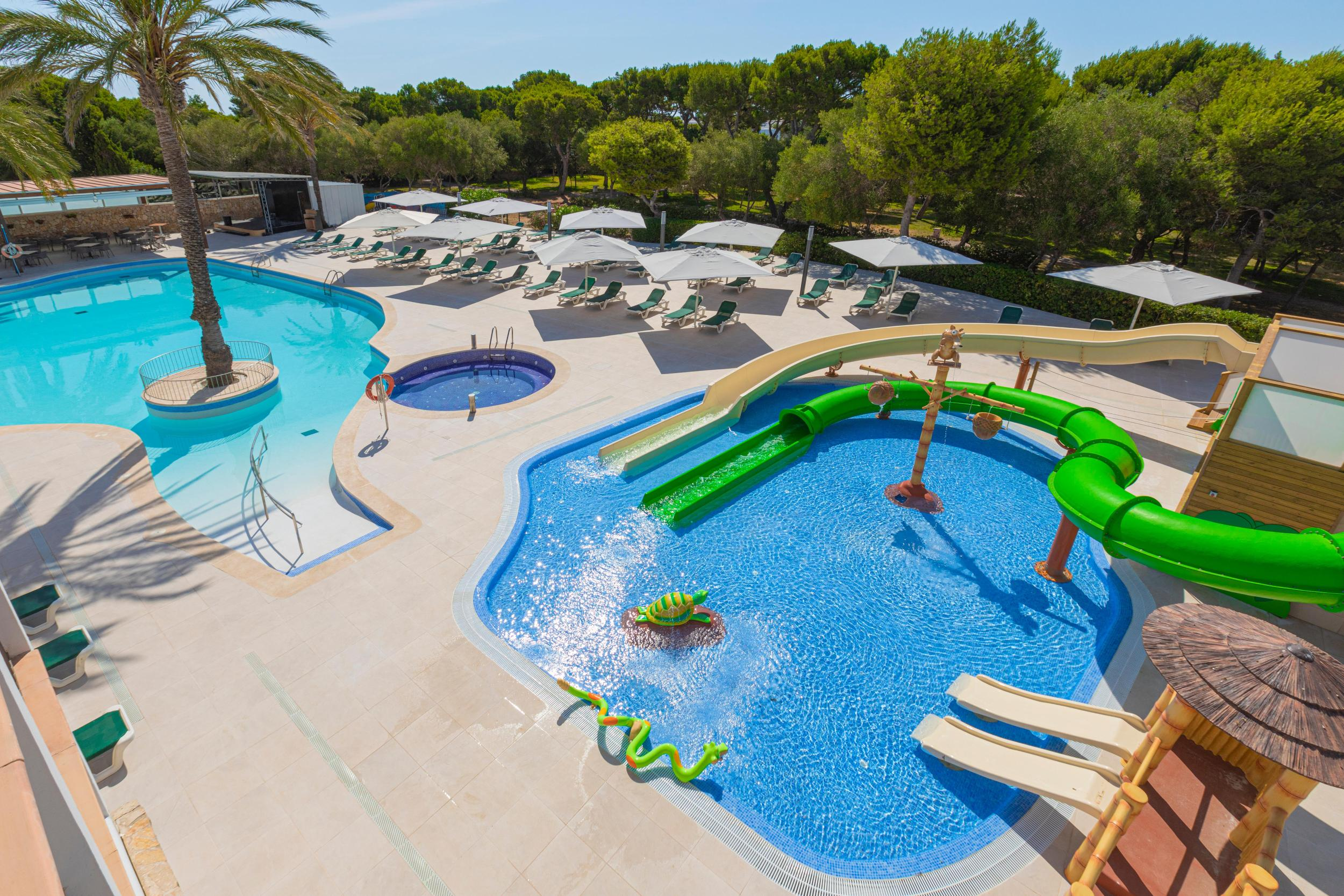 Cala d'Or Playa Apartments in Cala d'Or, Majorca, Balearic Islands