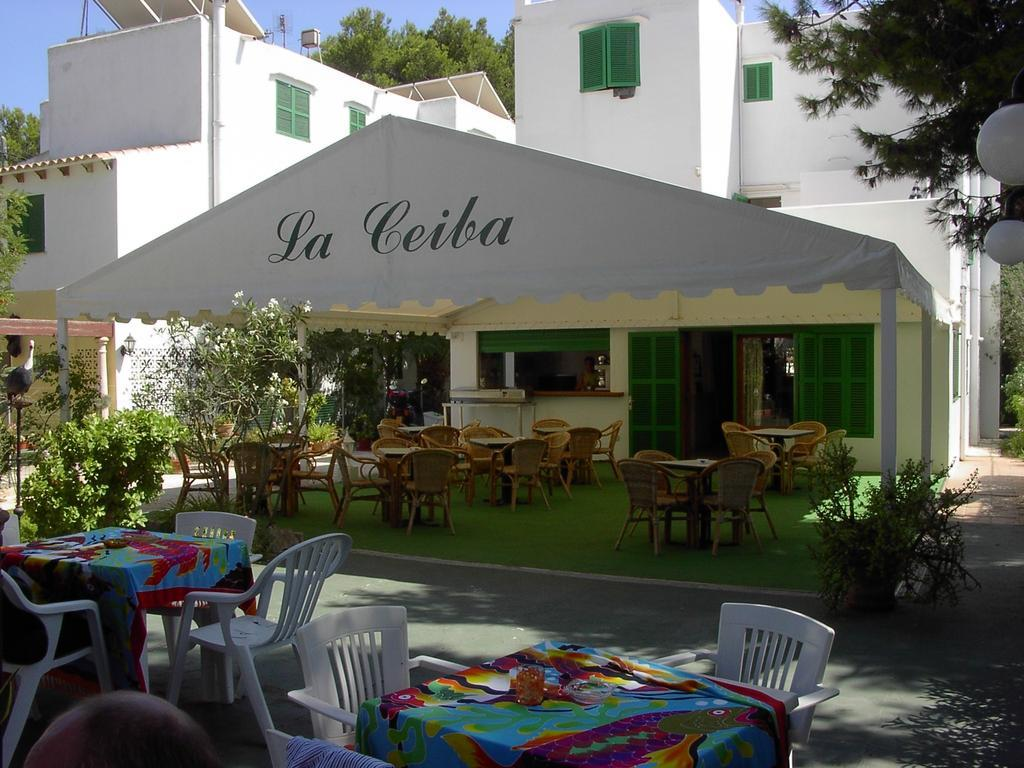 La Ceiba in Cala d'Or, Majorca, Balearic Islands