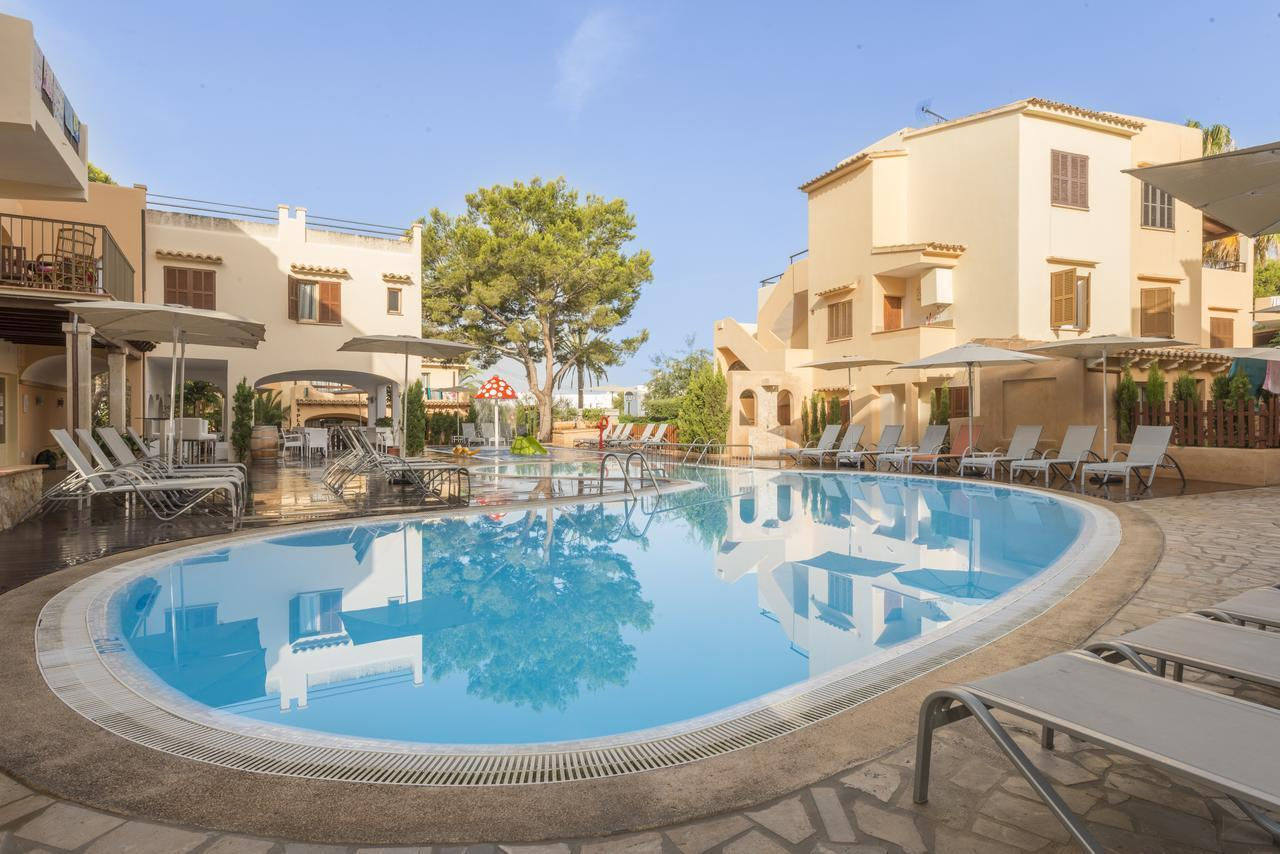 Playa Ferrera Aparthotel in Cala d'Or, Majorca, Balearic Islands