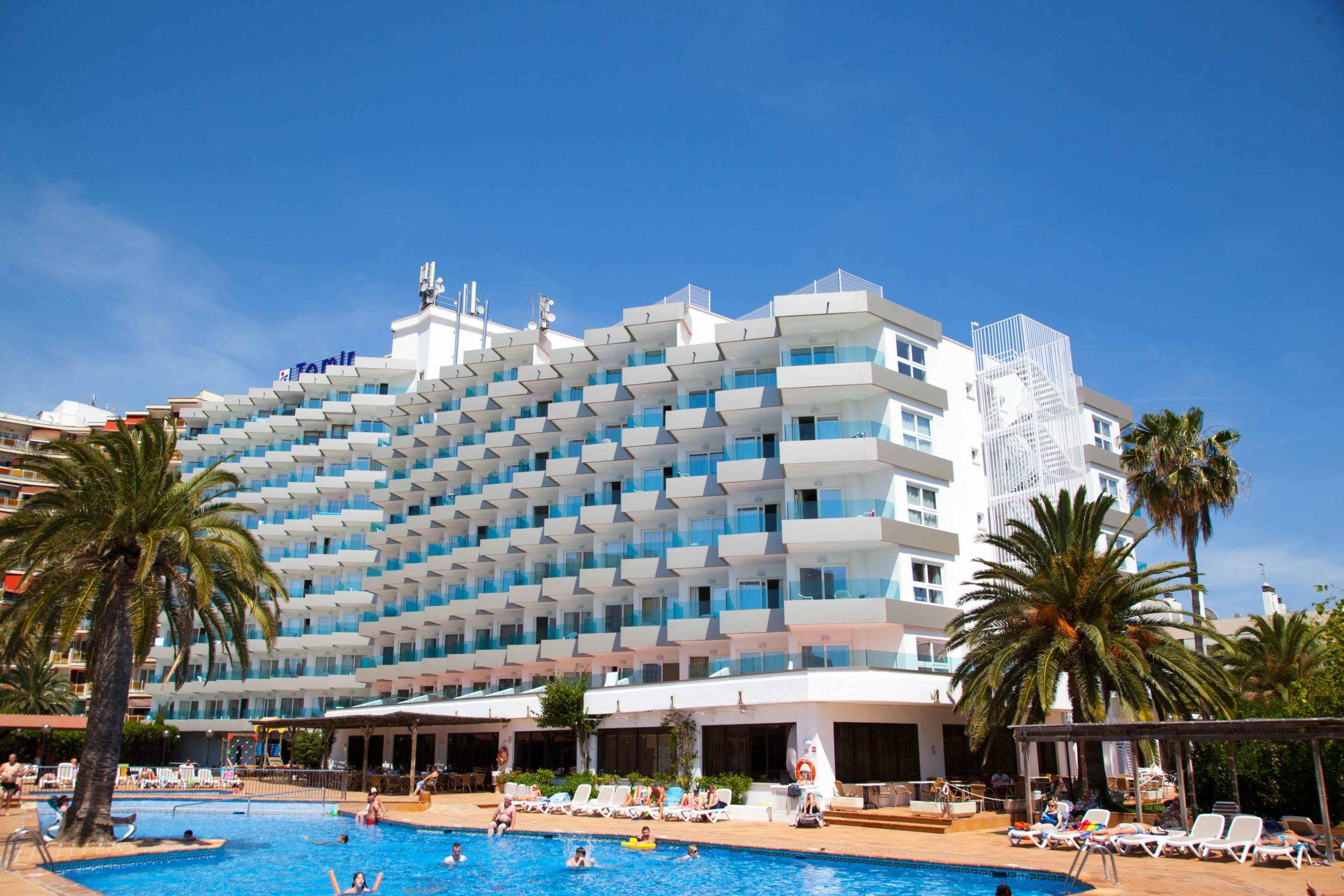 Ola Aparthotel Tomir in Portals Nous, Majorca, Balearic Islands