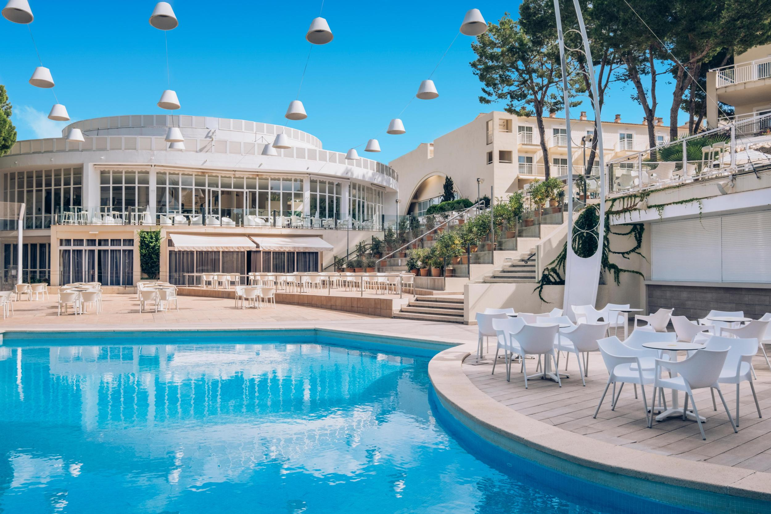 Hotel Club Cala Barca Majorca