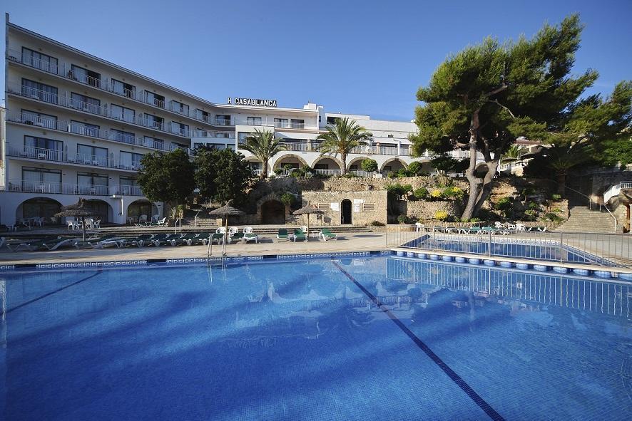 Casablanca Hotel and Apartments in Santa Ponsa, Majorca ...