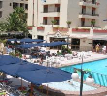 The San Anton Hotel in Bugibba, Malta