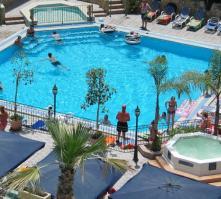 The Santa Maria Hotel in Bugibba, Malta