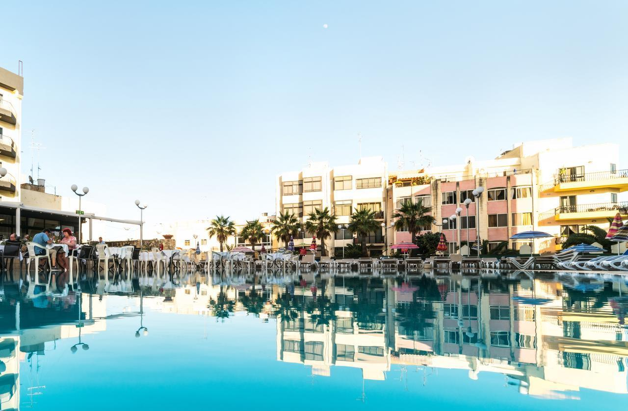 Topaz Hotel in Bugibba, Malta   Holidays from £135 pp