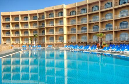 Paradise Bay Hotel in Mellieha, Malta