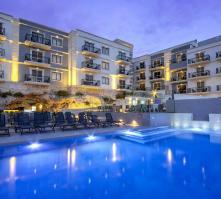 Pergola Hotel & Spa in Mellieha, Malta