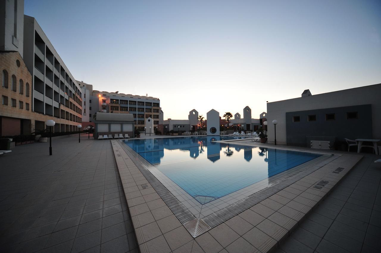 The St. George's Park Hotel in St Julian's, Malta