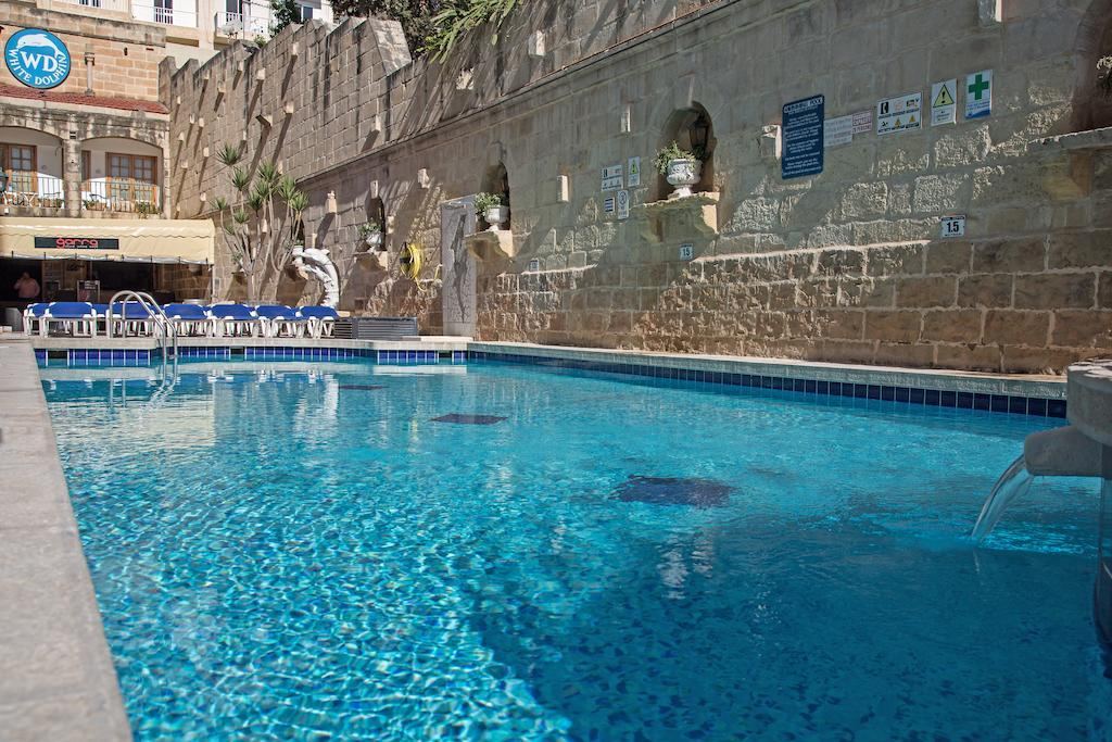 White Dolphin Holiday Complex in St Paul's Bay, Malta