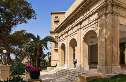 The Phoenicia Malta in Valletta, Malta