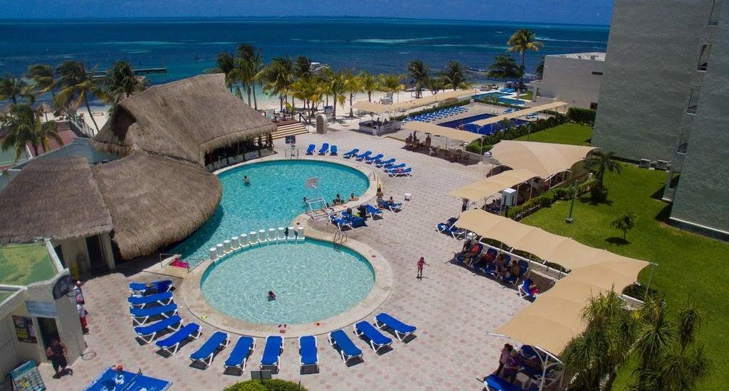 Aquamarina >> Aquamarina Beach Resort In Cancun Mexico Holidays From 743pp