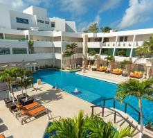 Flamingo Cancun Resort in Cancun, Mexico