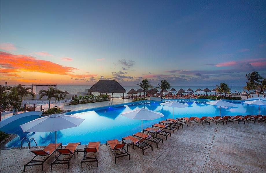 Moon Palace Golf & Spa Resort in Cancun, Mexico