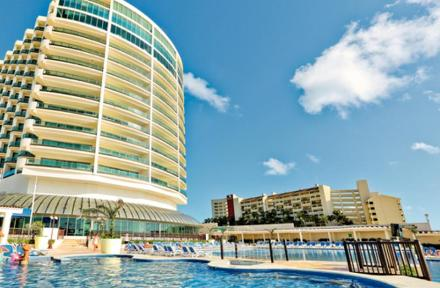 Seadust Cancun Family Resort in Cancun, Mexico
