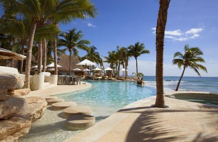 Mahekal Beach Resort in Playa del Carmen, Mexico