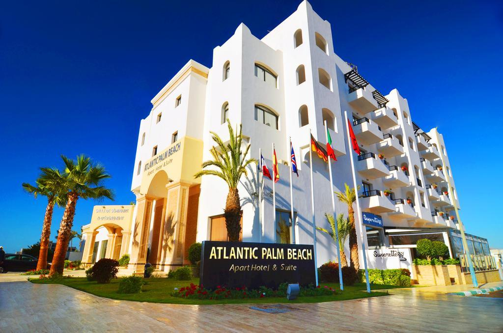 Atlantic Palm Beach Suites Apartments'Hotel in Agadir, Morocco