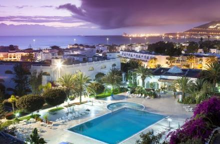 Hotel Le Tivoli in Agadir, Morocco