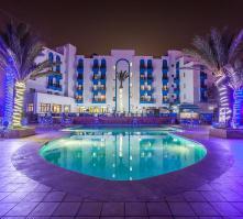 Oasis Hotel in Agadir, Morocco
