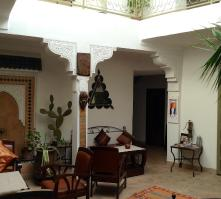 Dar Zemrane in Marrakech, Morocco