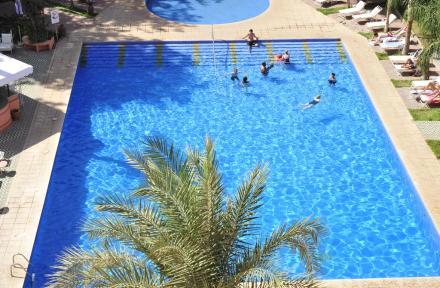 El Andalous Hotel & Spa in Marrakech, Morocco
